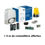 Came motorisation portail coulissant