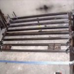 Fabrication portail coulissant
