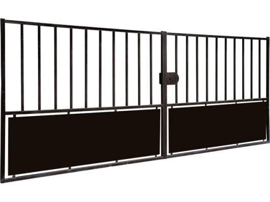 portail coulissant bricoman