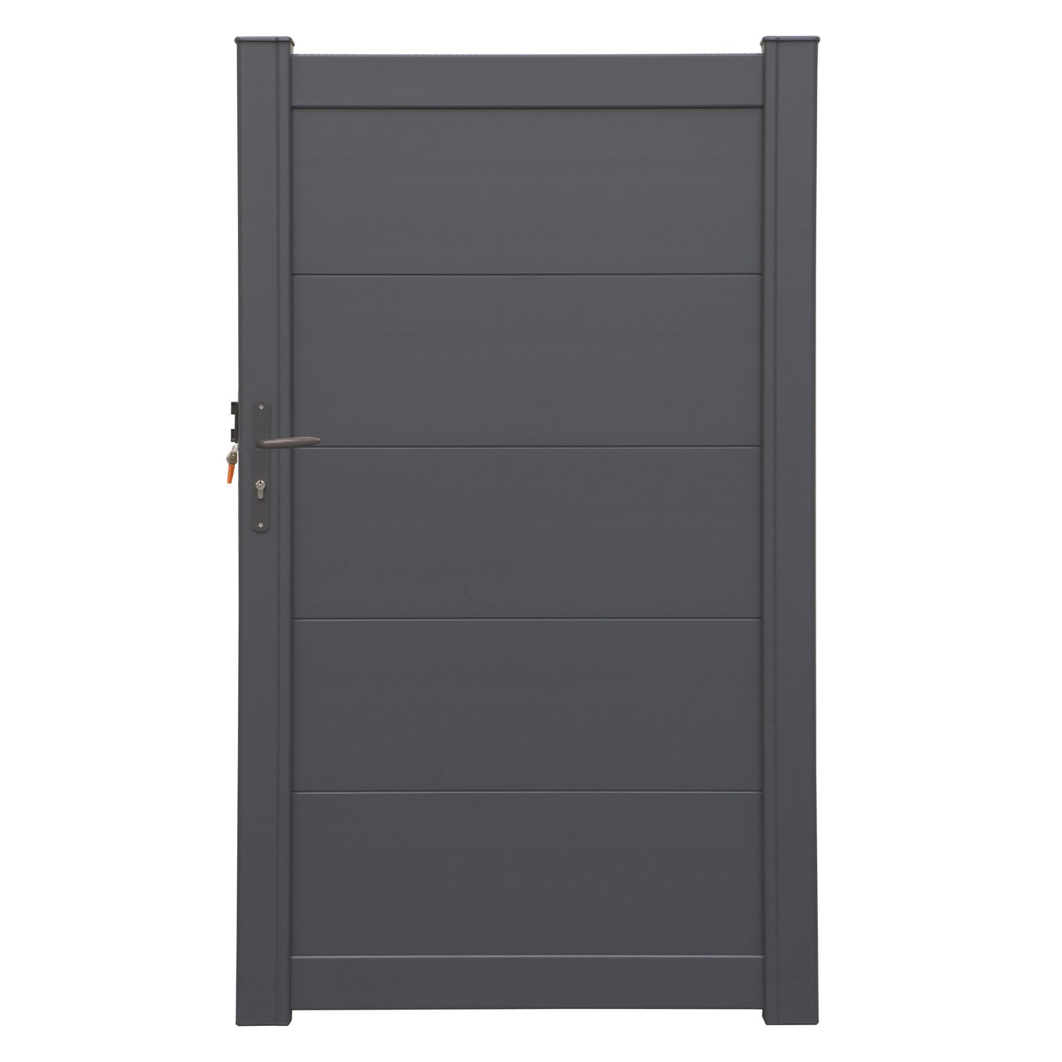 portail aluminium brico depot excellent amazing portails. Black Bedroom Furniture Sets. Home Design Ideas